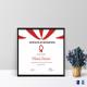 Marathon Participation Certificate Template