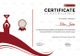 Sportsmanship Excellence Certificate Template