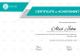 Certificate of Darts Winner Template