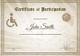 Wheelchair Basketball Participation Certificate Template