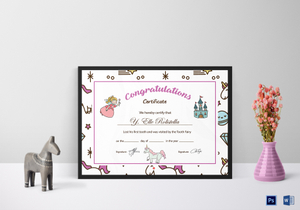 congratulations certificate designs templates in word psd