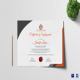 Excellency Employment Certificate Template