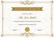 School Recognition Certificate Design Template