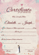 Traditional Marriage Certificate Design Template