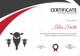 Motorsport Training Certificate Template