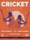 Cricket Flyer Design Template