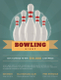 Super Bowling Flyer Template