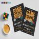 Casino Gaming Flyer