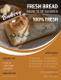 Tasty Bakery Flyer Template