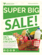 Grocery Sale Flyer Template