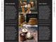 Dark Chocolate Brochure Template