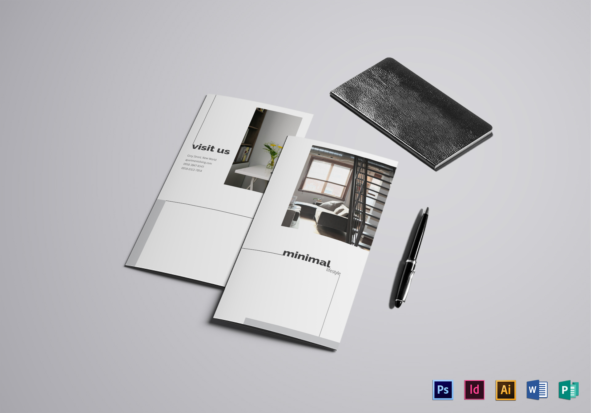 Luxurious Apartment Brochure