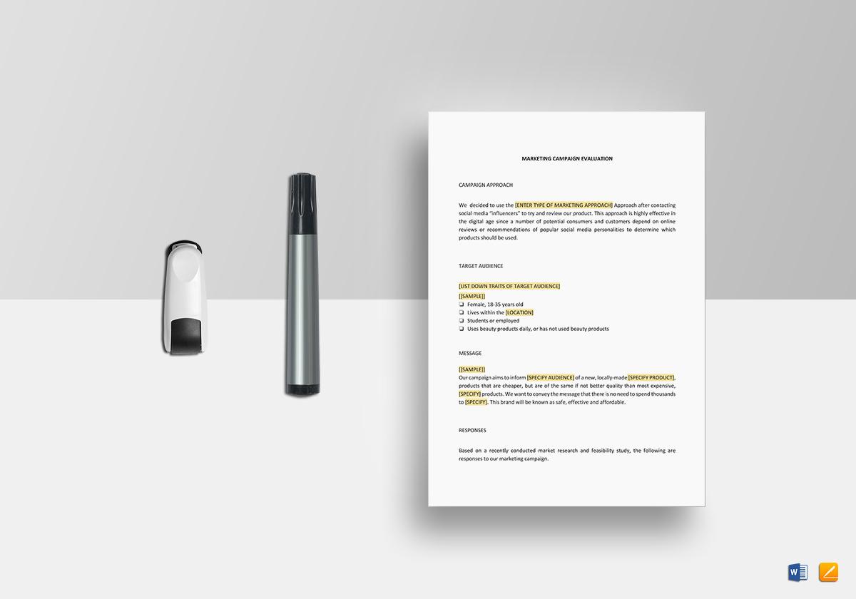 Marketing Campaign Evaluation