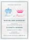 Baby Gender Reveal Invitation Design