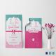 Elegant Gender Reveal Invitation Card