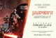 Star Wars Birthday Invitation Design Template