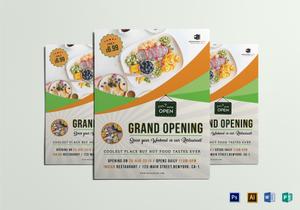 /228/Restaurant-grand-opening-flyer