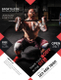 Gym Sport Flyer Design