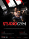 Studio Gym Flyer Template