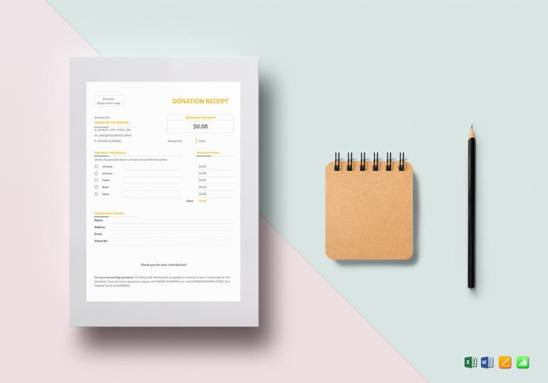 17  general receipt samples  u0026 templates