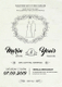 Modern Wedding Invitation Design Template
