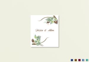 /2579/Wedding-Place-card