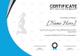 Skipping Achievement Certificate Template