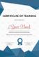 Sailing Training Certificate Template
