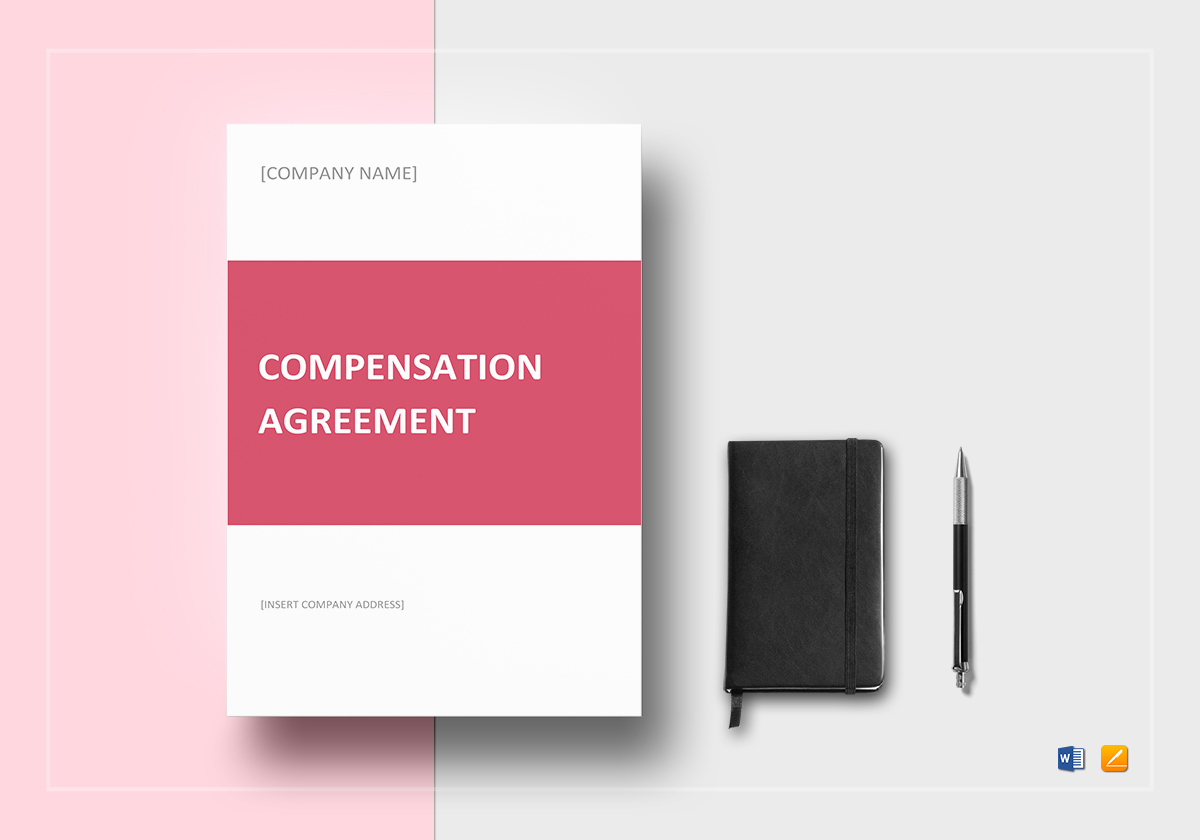 Compensation Agreement Template