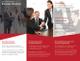 Tri-fold Corporate Business