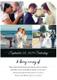 Wedding Photography Invitation Template to Edit