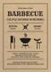 Couple Shower BBQ Invitation  Design Template