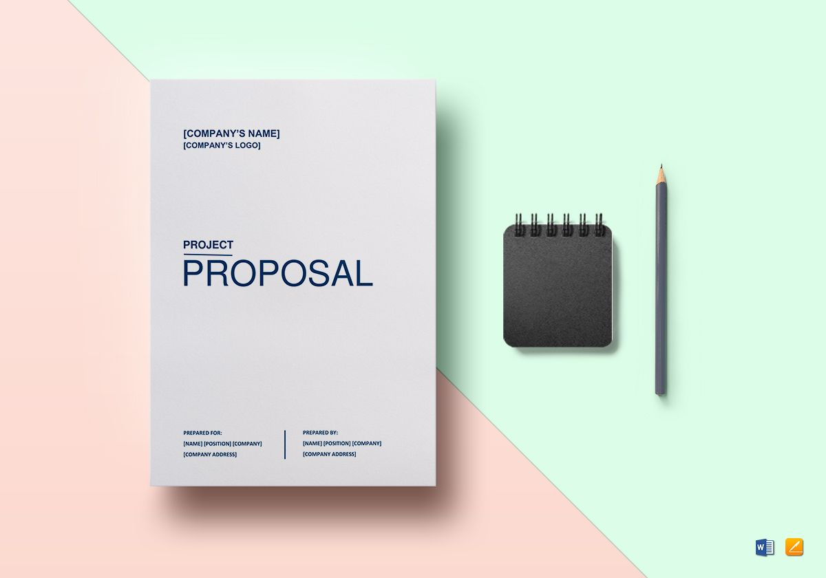 Project Proposal Template In Word Google Docs Apple Pages - Google docs project proposal template