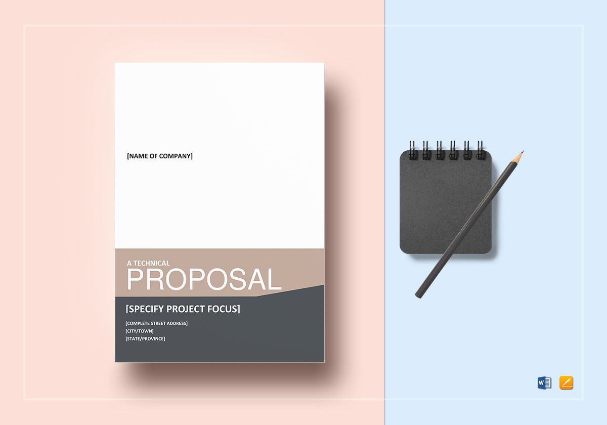 Technical Proposal Template
