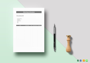 /2892/meeting-schedule-template-Mockup