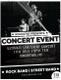 Pop Concert Event Flyer Template