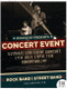 Sample Pop Concert Event Flyer Template