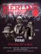 Hip Hop Concert Flyer Template