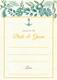 Nautical Wedding Advice Card Template