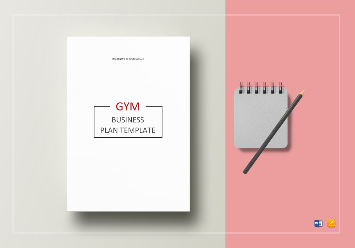 Gym business plan template 10 free word excel pdf format gym fine gym business plan template pictures inspiration resume gym business plan template cheaphphosting Gallery