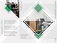 Geometric Product Brochure Template