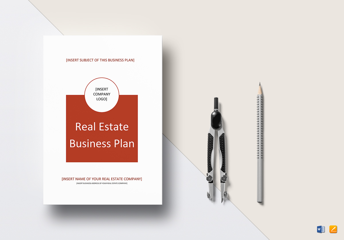 real estate business proposal