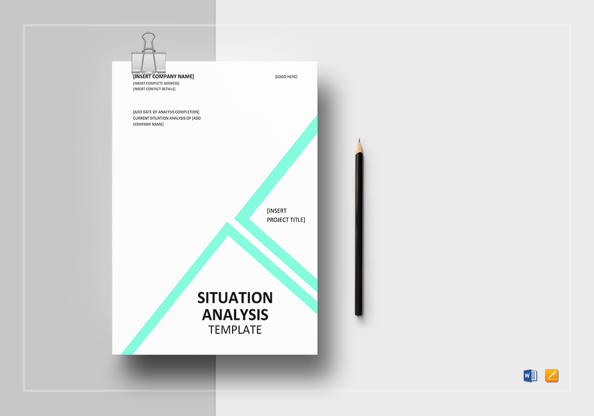 apple situation analysis Full strategic case analysis for apple incorporation including industry , competitor's and firm's self analysis it covers all the strategic issues facing the.