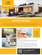 Custom Real Estate Flyer Template