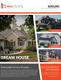 Dream Home Real Estate Flyer Design