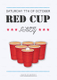 Sample Red Cup Party Flyer Template