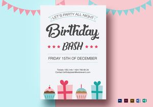 /3203/11-birthday-bash-flyer-template
