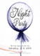Elegant Night Party Flyer