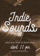 Indie Sounds Flyer Template