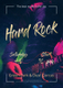 Sample Hard Rock Night Flyer